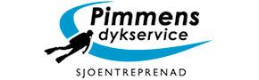 Pimmens dykservice logo